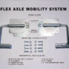 Flex Axle Mobility System
